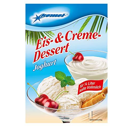 Komet Eis- & Creme Dessert - Joghurt