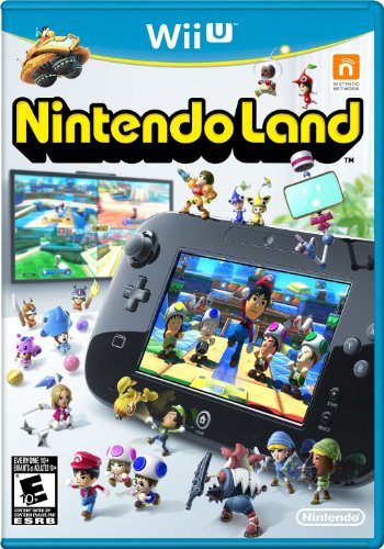 Nintendo Selects: Nintendo Land - Wii U [Digital Code]