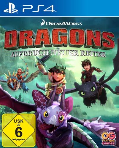 Dragons - Aufbruch neuer Reiter - [PlayStation 4]