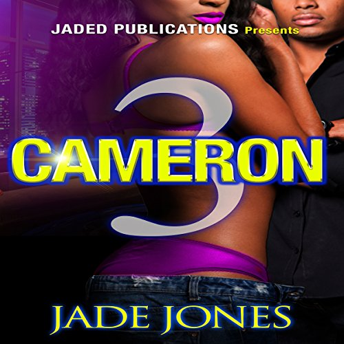 Cameron 3 audiobook cover art