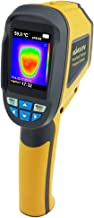 IR Thermometer, KKmoon Portable Infrared Thermometer IR Thermal Imager Temperature Range -20℃ to 300℃(-4℉ to 572℉) & IR Resolution 3600 Pixels Thermal Imaging Camera
