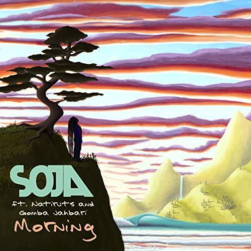 SOJA feat. Natiruts, Gomba Jahbari feat. Natiruts & Gomba Jahbari