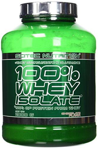Scitec Nutrition 100% Whey Isolate protéine chocolat 2000 g