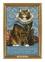 フランス製 キャットポストカード (Henri Cat) CPK046