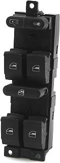 uxcell 1J4 959 857 D Driver Side Master Power Window Switch for VW Golf Jetta Passat B5 98-05
