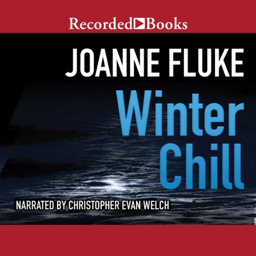 Winter Chill audiobook cover art