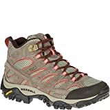 Merrell Women's Moab 2 Mid Waterproof Hiking Boot, Bungee Cord, 8.5 W US