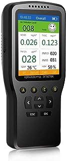 Adesign Qualité de l'air Moniteur Meter Multifonctionnel Testeur de la qualité de l'air Multifonctionnel Détecteur précis ...