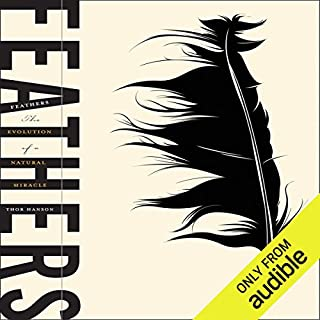 Feathers audiobook cover art