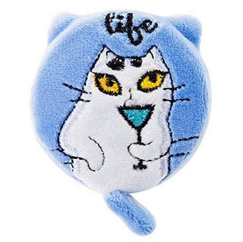 Kentop 150cm Cinta Métrica Suave Regla Aspecto lindo de Cinta para Costura Costurera del Sastre de Tela Regla (Azul)