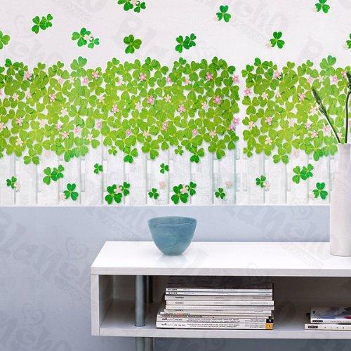 Green Garden 1 – Patchs à grande Stickers muraux Stickers Home Decor
