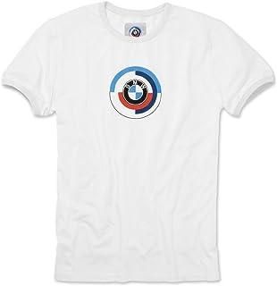 Original BMW Motorsport Camiseta de Heritage, hombre–tamaño S