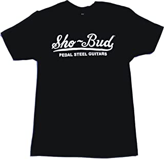 Sho-Bud Pedal Steel Guitars Logo Tee Shirt