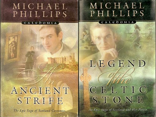 Caledonia - An Epic Saga of Scotland: Legend of the Celtic Stone / An Ancient Strife