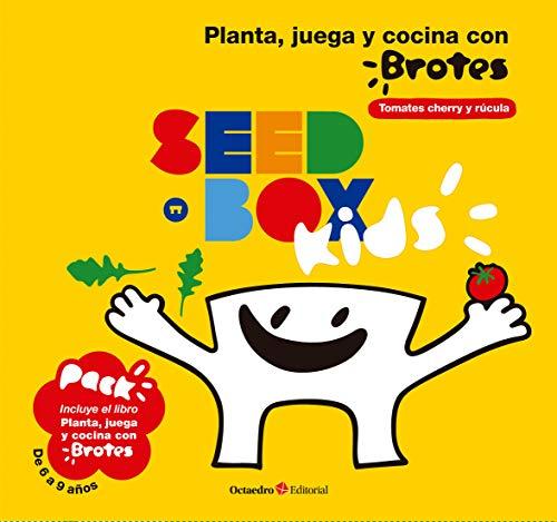 Seed Box Brotes - Huerto para niños, en catalán: De 6 a 9 anys (Brots)
