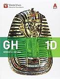 GH 1D (CUADERNO DIVERSIDAD) AULA 3D: GH 1D. Geografía E Historia. Diversidad. Aula 3D: 000001 - 9788468232331