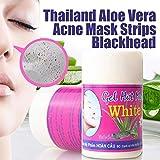 Blackhead Whitehead Pimple Pore Acne Remover Peel Mask Fall Spread Very Good 20g