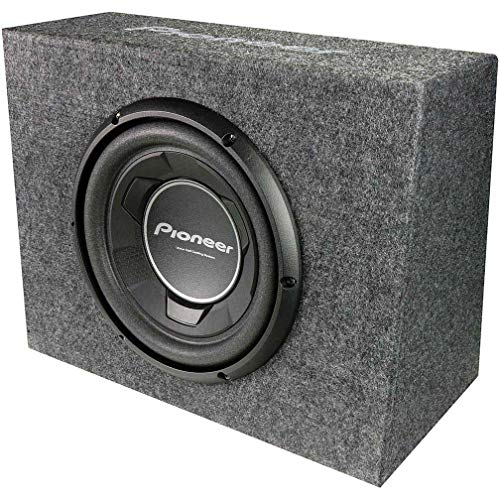 PIONEER 12˝ Pre-Loaded Compact Subwoofer System (TSWX126B)