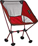 Estobi Outfitters Backpacking Chair - Lightweight, Compact and Portable - Perfect for Outdoors, Camping, Hiking, Tailgating or the Beach - Heavy Duty 300 Lbs Weight Capacity