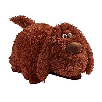 Pillow Pets Duke - Universal Pictures The Secret Life of Pets - Dog Plush Brown