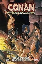 Conan le Barbare T02 - Les enfants de la grande Mort rouge de Jason Aaron