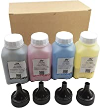 Misee Toner Refill kit for HP 410a 410x cf410a cf410x Used with Pro M452dw M452dn M452nw M477fnw M477fdn M477fdw M477 M452-4 Pack(Without Tools