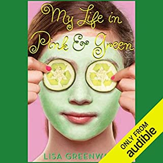 My Life in Pink and Green  audiobook cover art
