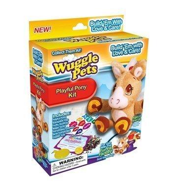 Wuggle Pets Wugglepets - Playful Pony Kit