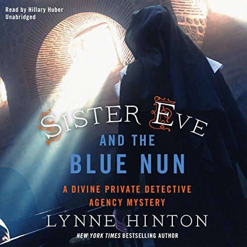 Sister Eve and the Blue Nun audiobook cover art