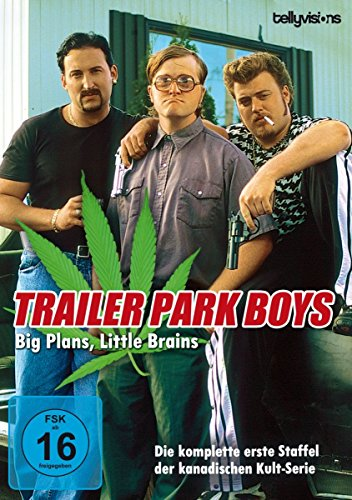 Trailer Park Boys - Big Plans, Little Brains - Staffel 1