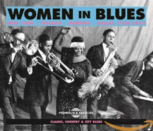 Women in Blues New York-Chicago-Memp
