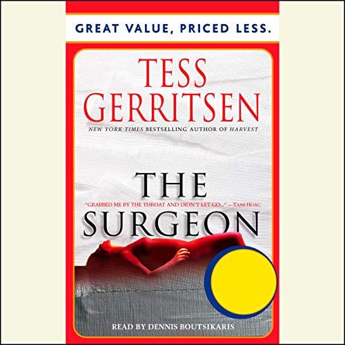 The Surgeon: A Rizzoli & Isles Novel cover art