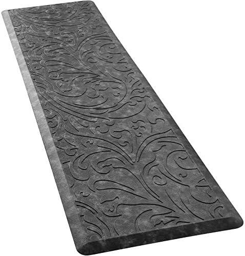 KMAT Kitchen Mat Cushioned Anti Fatigue Floor Mat Waterproof Non Slip Standing Mat Ergonomic product image