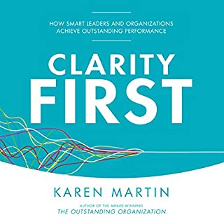 Clarity First cover art