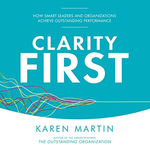 Clarity First audiobook cover art