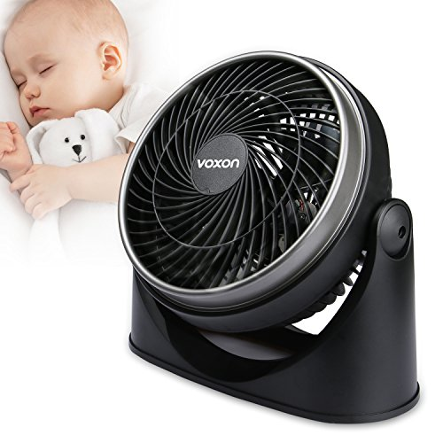 Kraftvoller Tischventilator Wand-Ventilator VOXON Bild 2*
