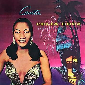 Canta Celia Cruz