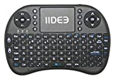 IIDEE i8 2.4GHz Wireless Mini Keyboard with Touchpad Mouse for Raspberry Pi 3 / XBMC/Android and Google Smart TV Box