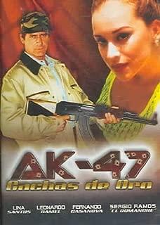 AK-47 Cachas De Oro
