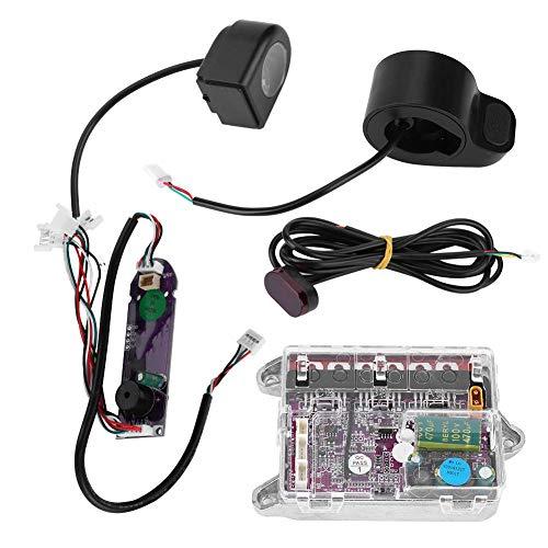 Elektrische scooters onderdelen skateboard moederbord controller ESC schakelset met bluetooth board + koplamp + achterlichten + versneller + kabel voor Xiaomi m365 elektrische scooter