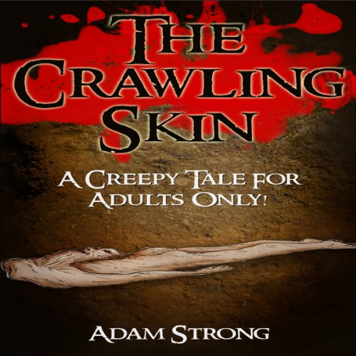The Crawling Skin audiobook cover art