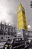 empireposter London Big Ben England Sehenswürdigkeiten