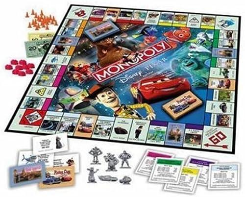 bajo precio Monopoly Disney Pixar Edition Edition Edition  grandes ofertas