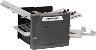 Martin Yale 1217A Automatic Paper Folding Machine; Automatically Feeds, Folds and Collects a Stack of Documents from 4