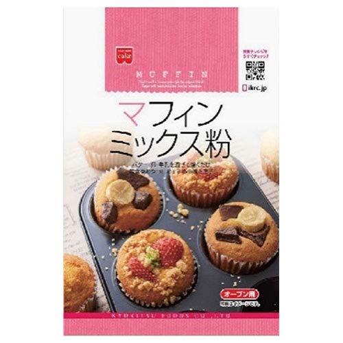 共立食品 マフィンミックス粉 200g×6袋入×(2ケース)