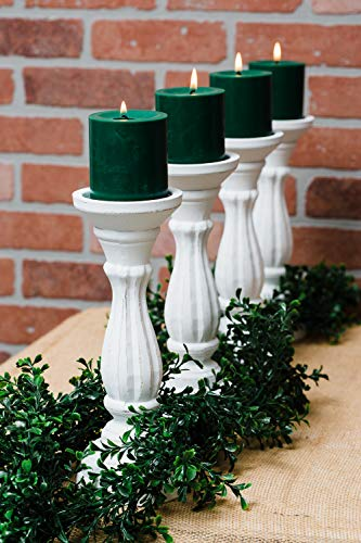 Richland Faux Boxwood Garland 9 Feet