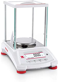Ohaus PX323/E Pioneer Analytical Balance, 320g x 0.001g, External Calibration with Draftshield