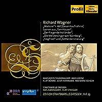 Wagner: Walkuere 1.Akt/Szenen