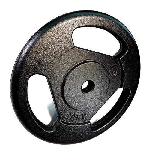 GDC Cast Peso 10 kg - Ghisa (Iron Cast) [Foro Diametro 25,4]
