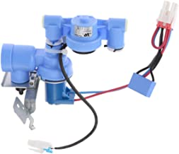 AJU72992601�Refrigerator Water Inlet Valve, Replaces # AP4671476 PS3533117 5221JA2011J 5220JB2009A, 5221JA2011P, Replacement for LG, Kenmore, General Electric, Hotpoint, RCA